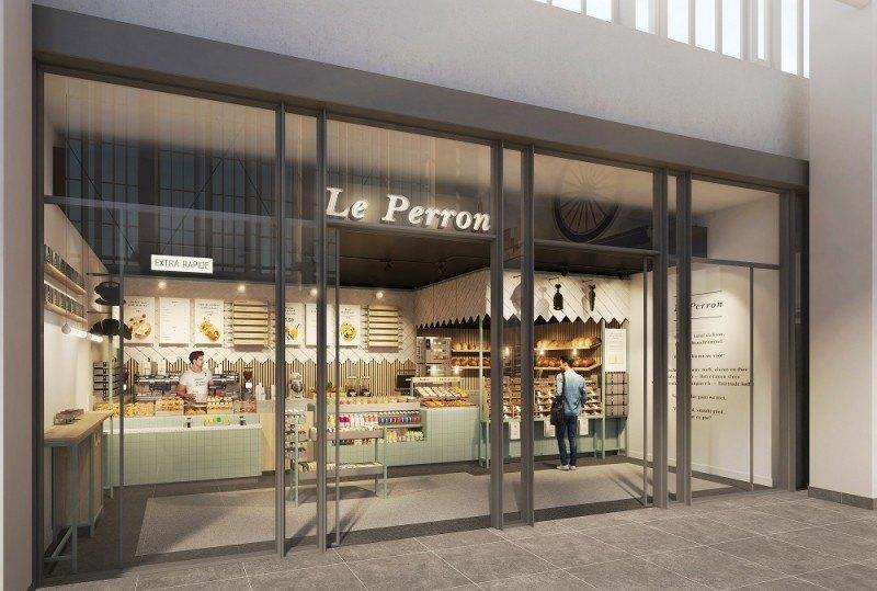 Market Food Group en Albron introduceren vernieuwde versie van bakkerijconcept Le Perron