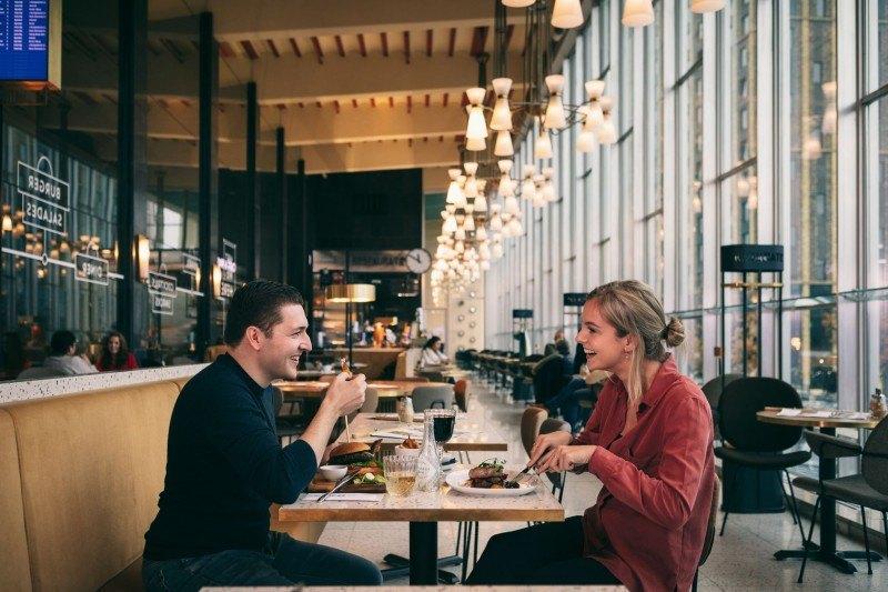 NS Eindhoven - De Restauratie